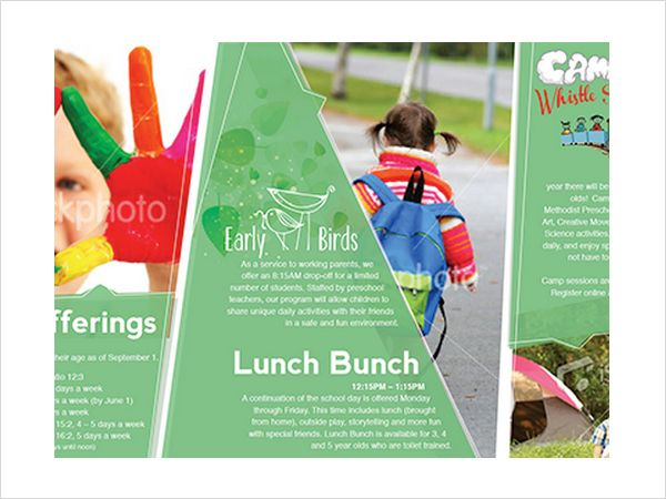 Pin by Carrie Morrison on Kinder Brochures Pinterest Brochures - sample preschool brochure