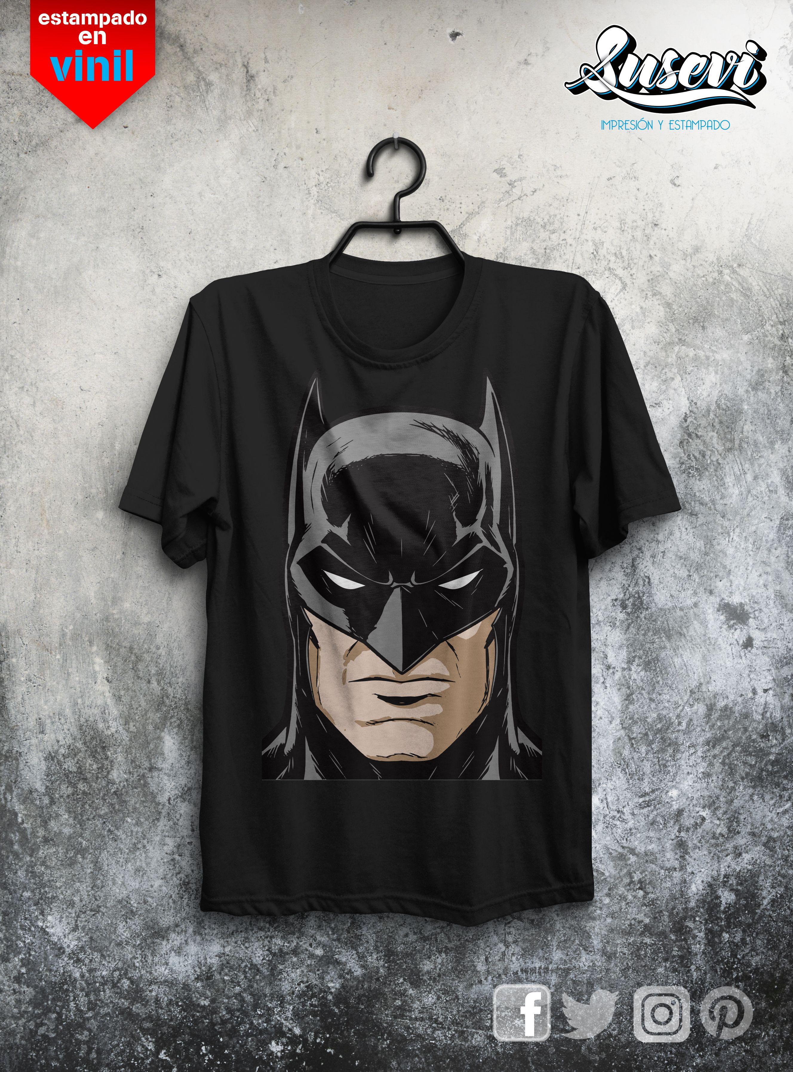 100% de garantía de satisfacción apariencia estética calidad confiable Playera personalizada-batman-hombre-estampados #comics ...