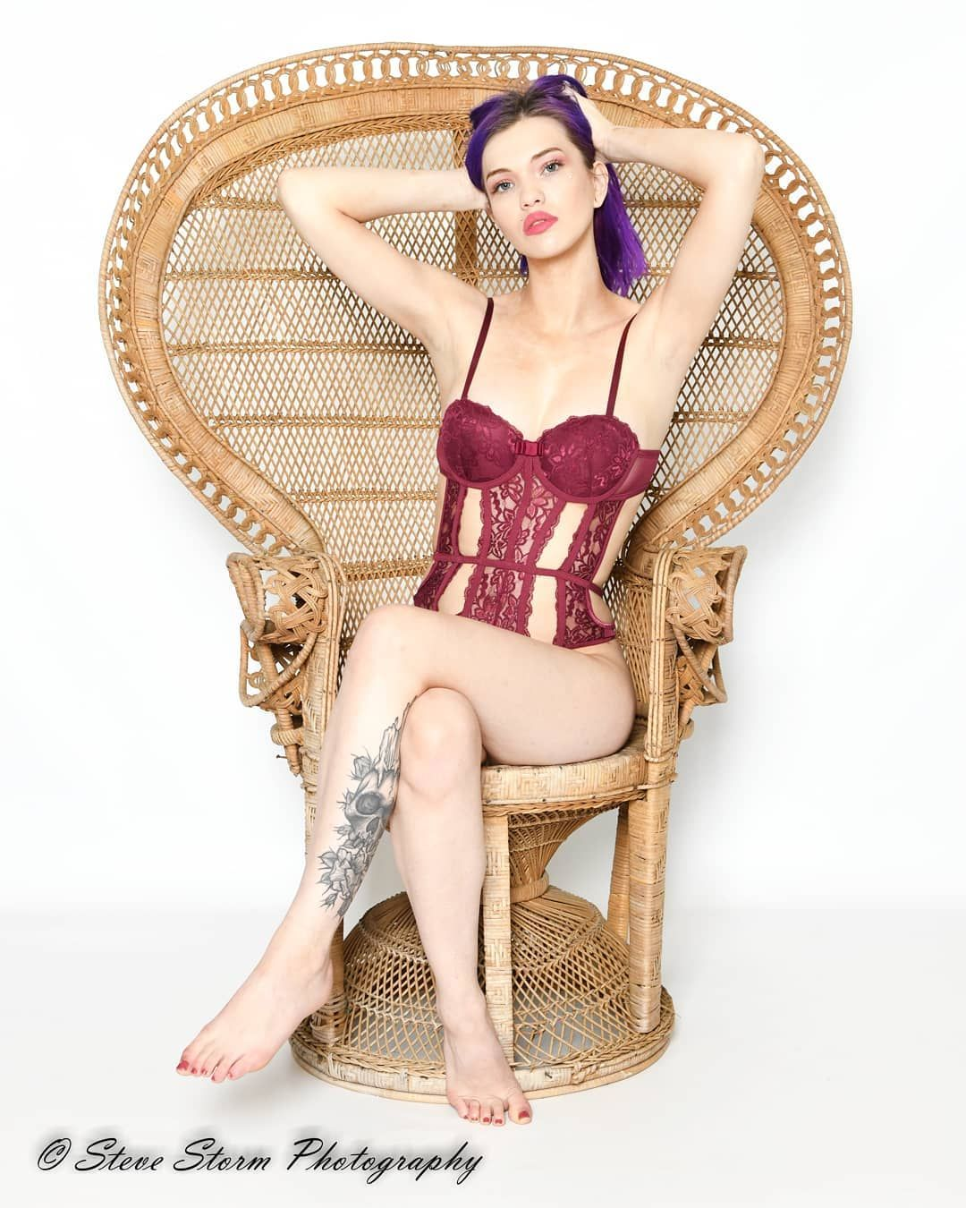 #stevestormphotography #pnwphotographer #nikonphoto #d850 #studio #studioshoot #photoshoot #sanpedrostudio #boudoir #lingerie #tattoo #girlswithtattoos #instagrampic #peacockchair #model #igmodel #igphoto #igpic #photooftheday #picoftheday #instagrampic #instagram  Model: @ms.dxlicious
