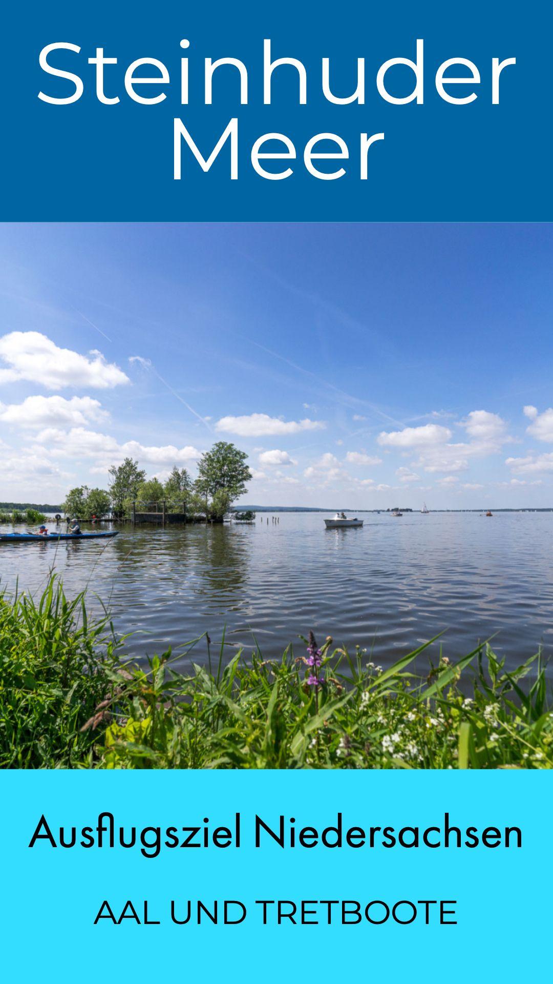 Steinhuder Meer Ausflugsziel In Der Region Hannover Ausflug