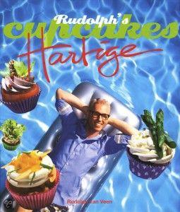 kookboek: Rudolph´s hartige cupcakes