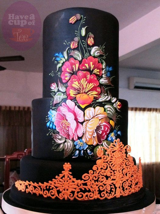 Edward Bellas Wedding Cake Backup