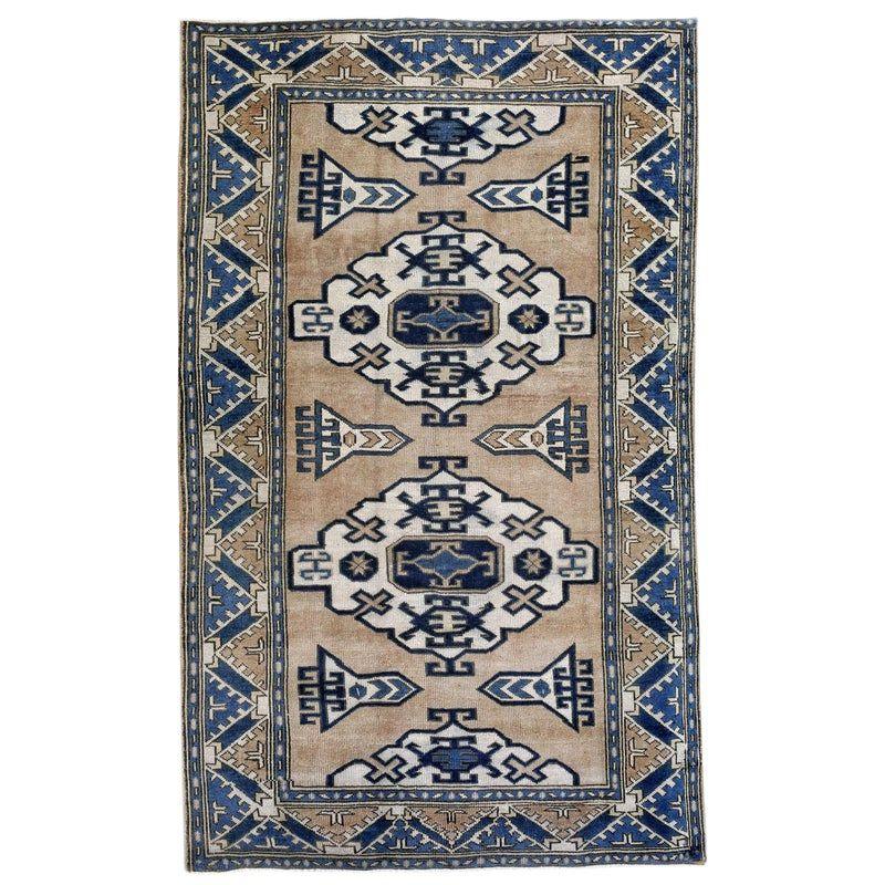 1980s Handmade Turkish Konya Rug 5 7 11 Rugs Rugs On Carpet