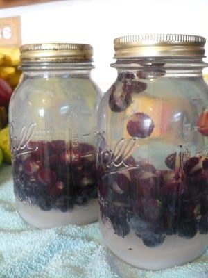Easy !! way to Can Grape Juice and Jelly.  A lot quicker way than I do it..got to try.