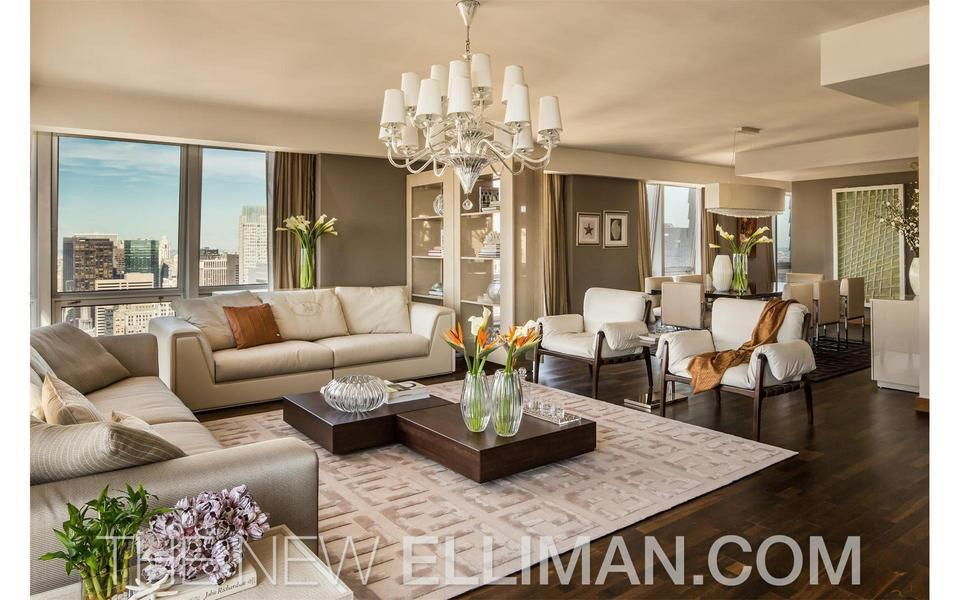 400 Fifth Ave Ph1ns In Midtown South Manhattan Streeteasy Home Living Room Home Home N Decor