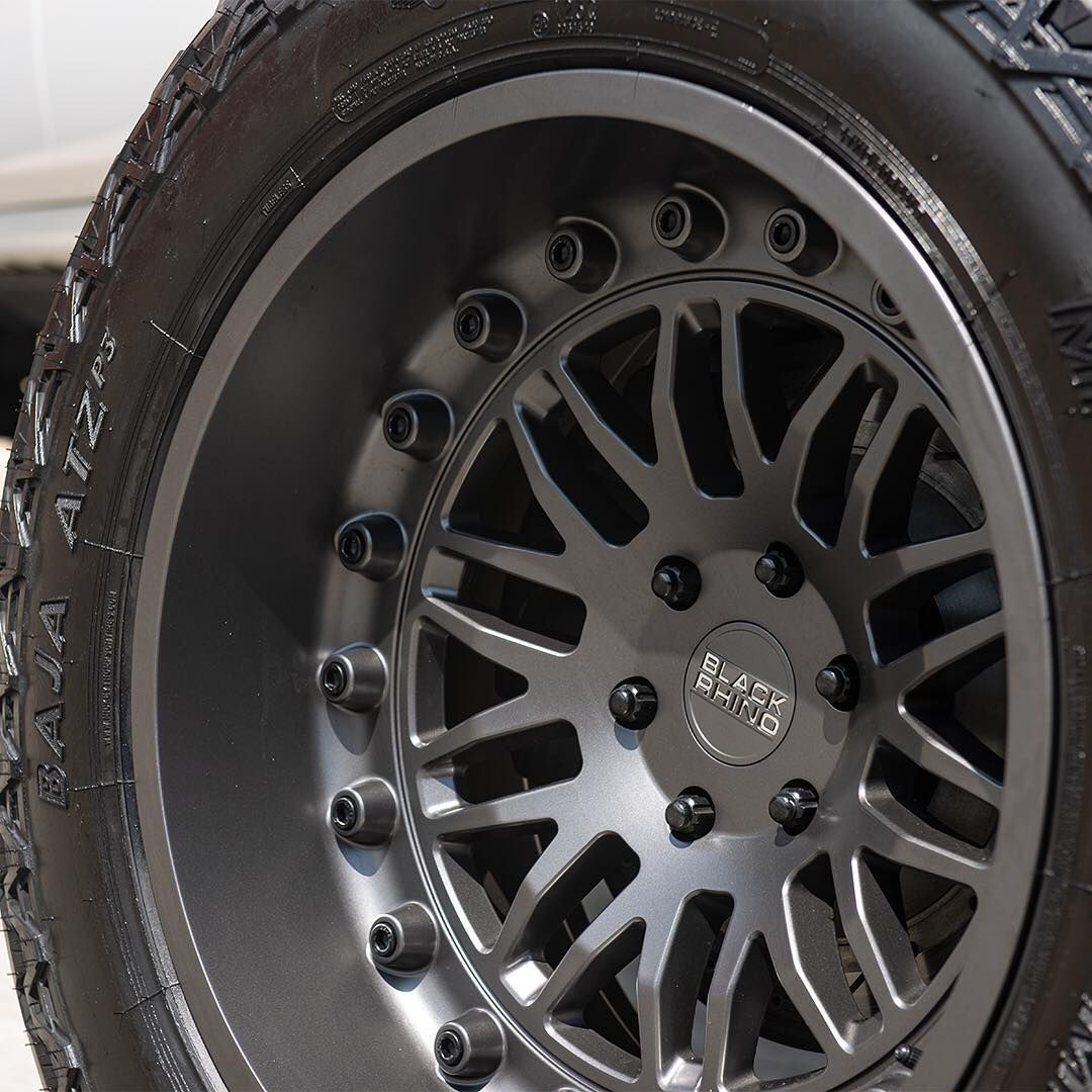 Pin On Off Road Wheels