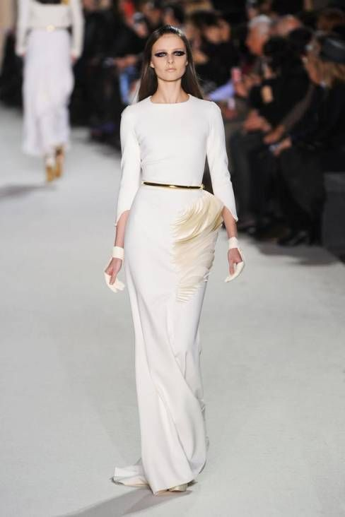 Stephane Rolland Spring 2012 Couture Runway - Stephane Rolland Haute Couture Collection - ELLE