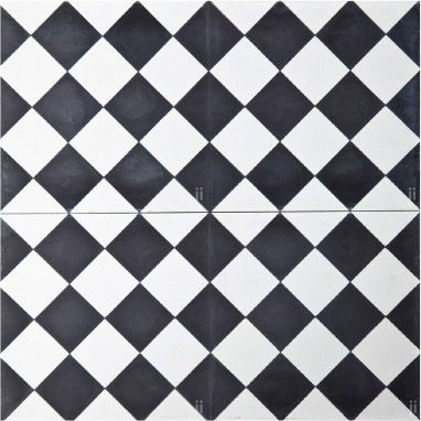 Reproduction Tiles Black And White Tiles Bathroom