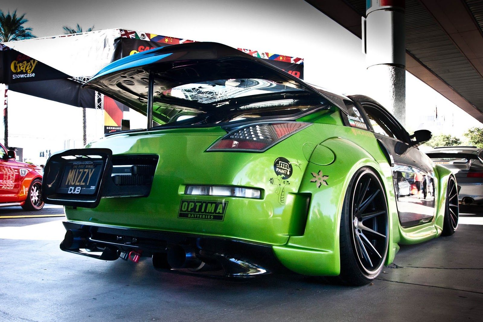 Nissan - 350Z Veilside Tuning | 350 z | Nissan 350z, Nissan, Nissan 370z