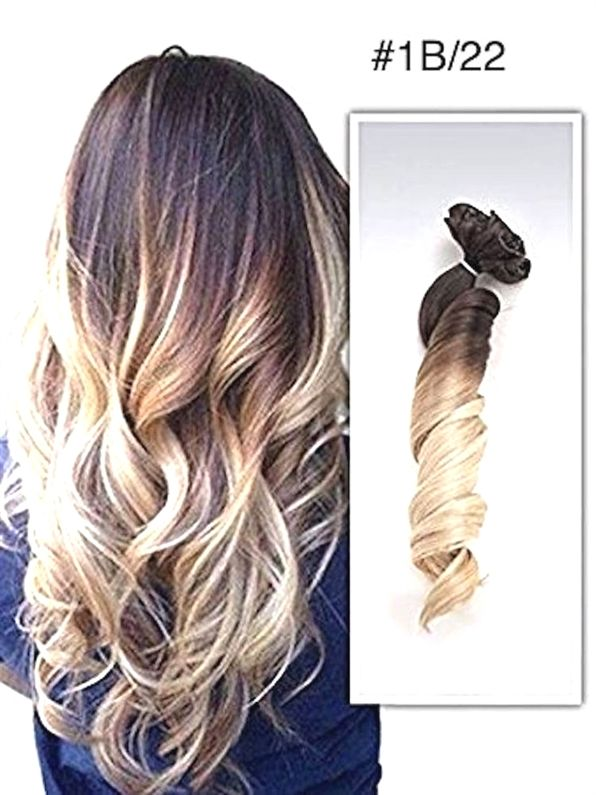 Lexi Locks Clip In Hair Extensions Are The Perfect Solution For