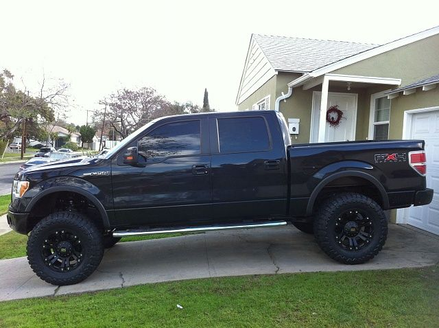 ford lifted f 150
