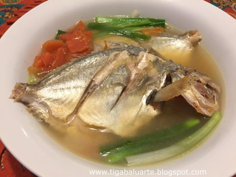 Pinangat na sapsap filipino fish recipe pinterest for Filipino fish recipes