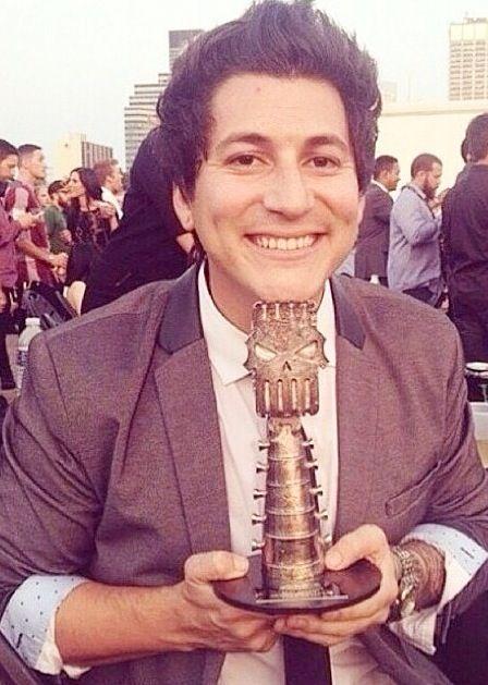 Best bassist, Jaime Preciado!! Congrats dude, you deserve it!!x3