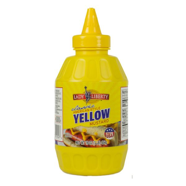 help heal and soothe your sunburn with Yellow Mustard! it really works!