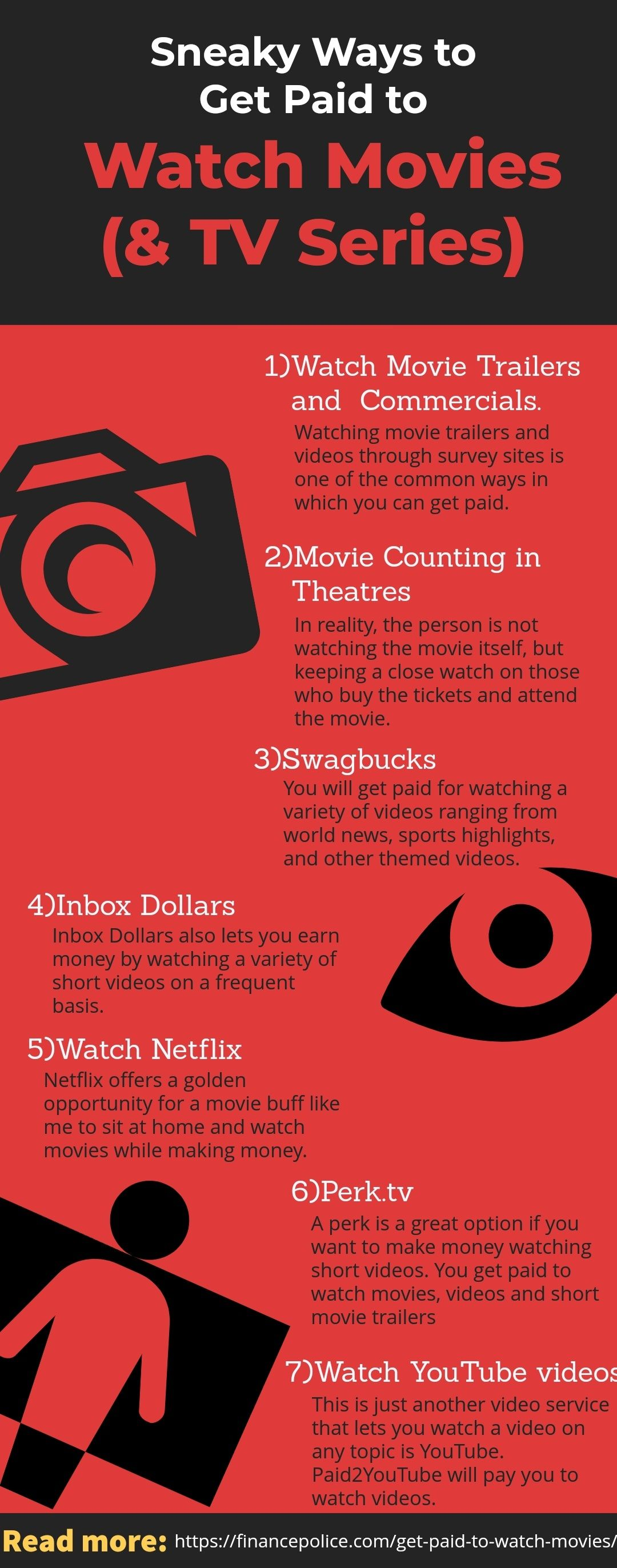 How To Make Money Watching Movie Trailers