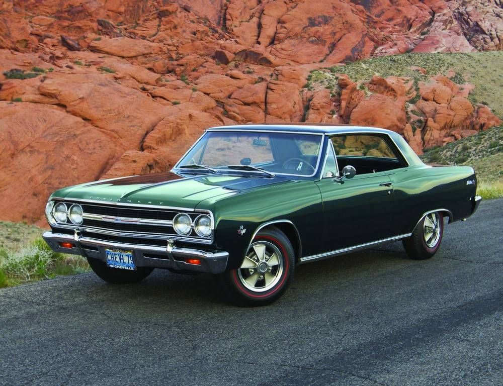 1965 Chevy Chevelle Malibu SS | Muscle Cars | Pinterest | Chevy ...