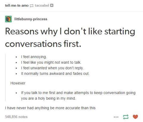 Random things to say to keep a conversation going