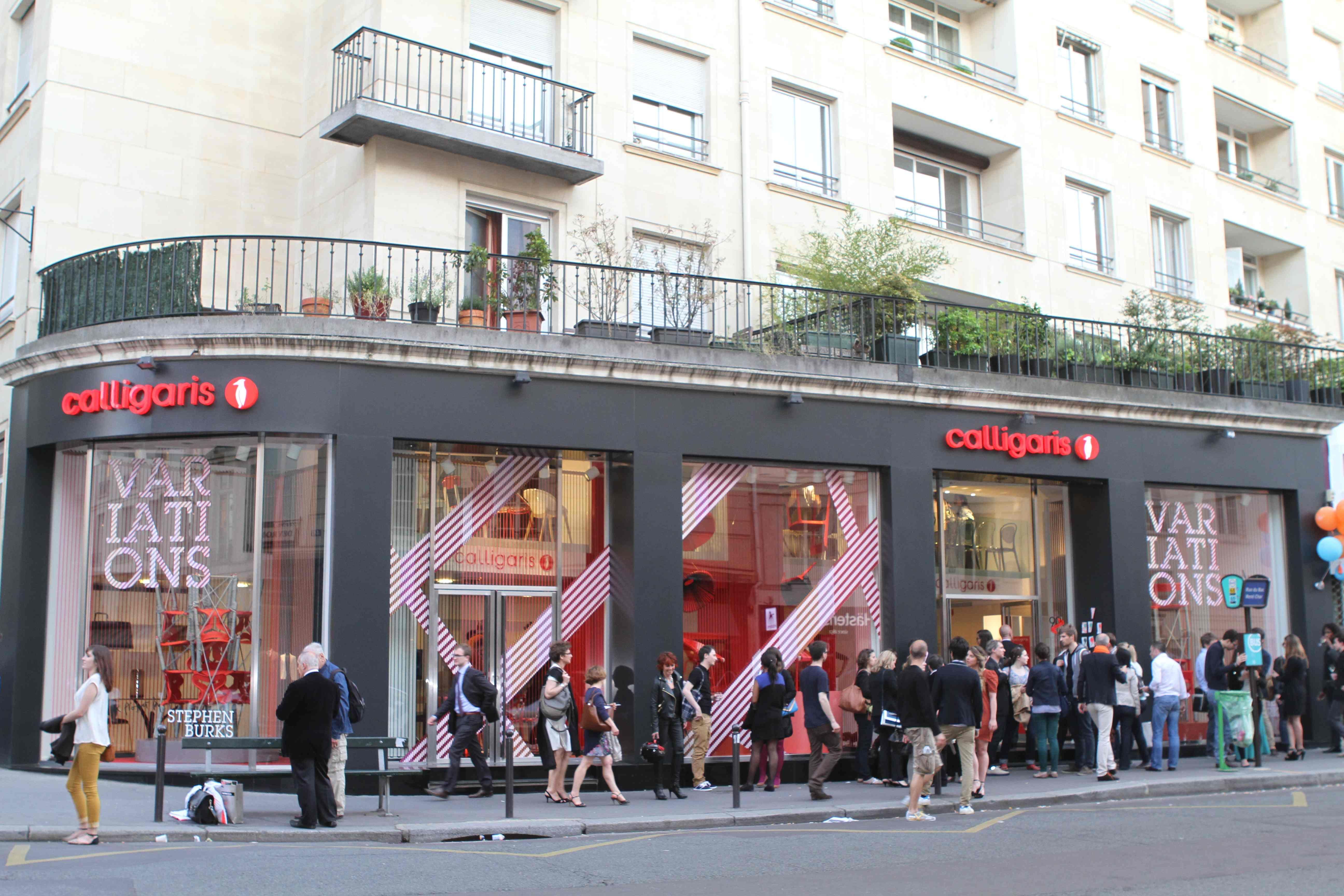 Calligaris1923 Ddays2013 Stephenburks Rue Rue Du Bac