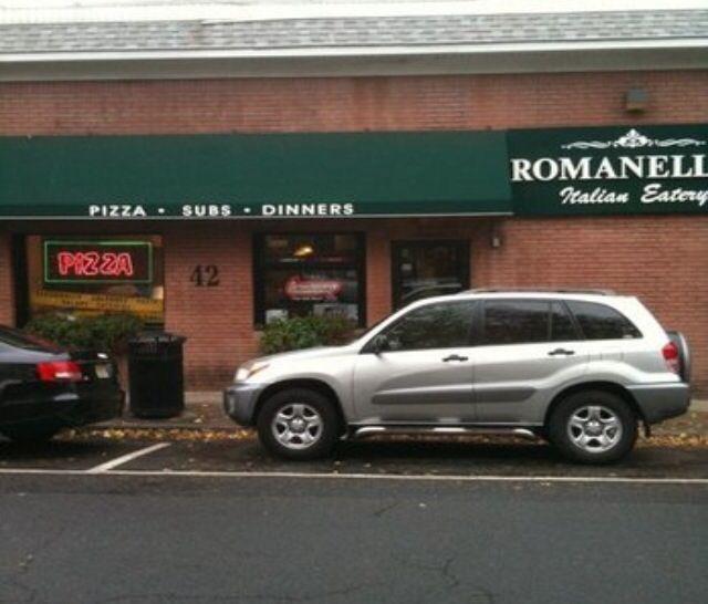 Romanelli S Italian Restaurant In