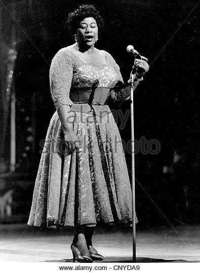 Ella Fitzgerald Singer 1958 Stock Photos & Ella Fitzgerald Singer 1958 Stock Images - Alamy