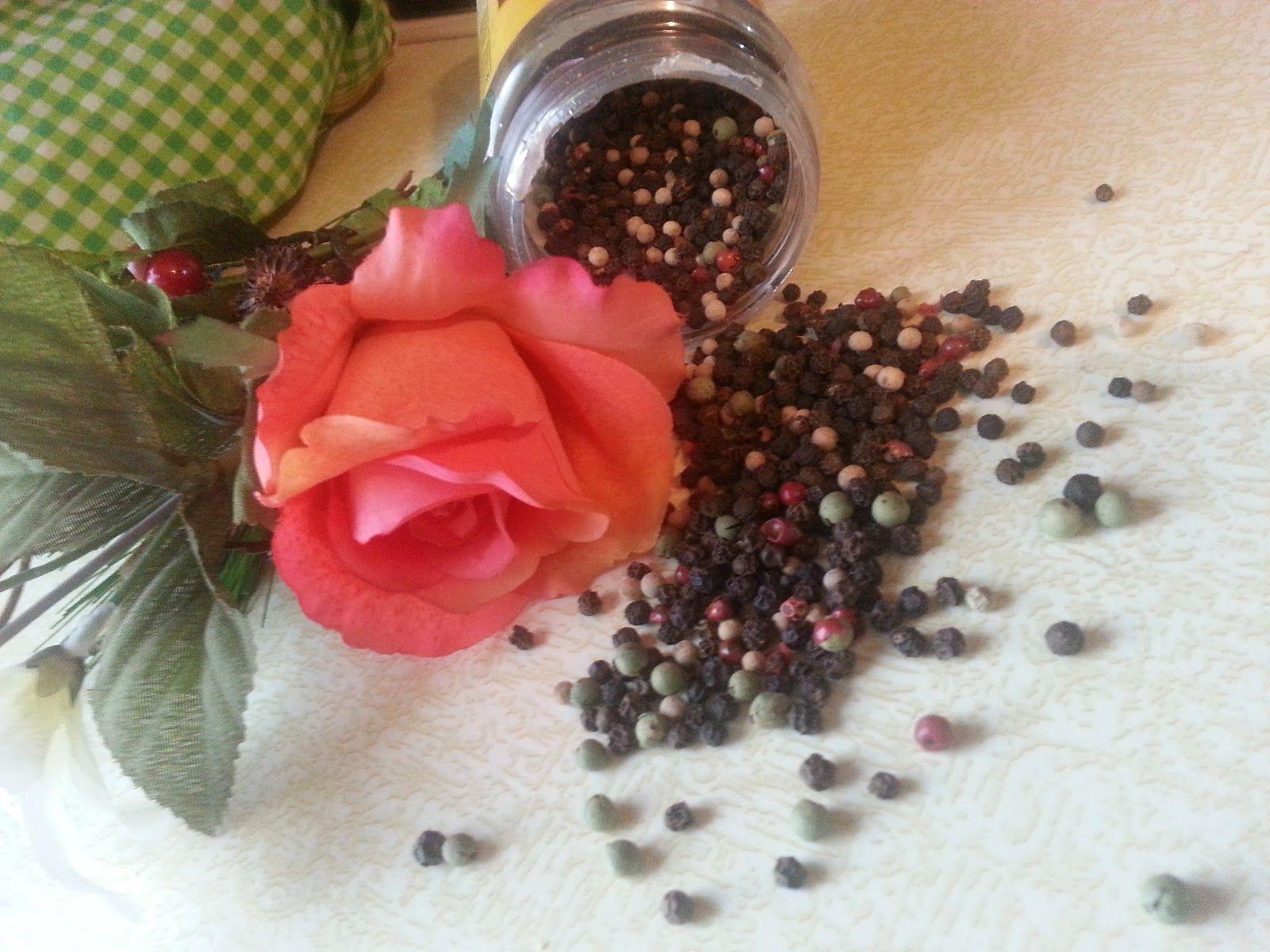 كل ماهو مخفي حول اسرار الطبخ والمطبخ Red Peppercorn 10 Things Blackberry