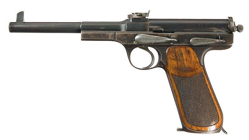 What Uses 380 Auto Bullet Gun