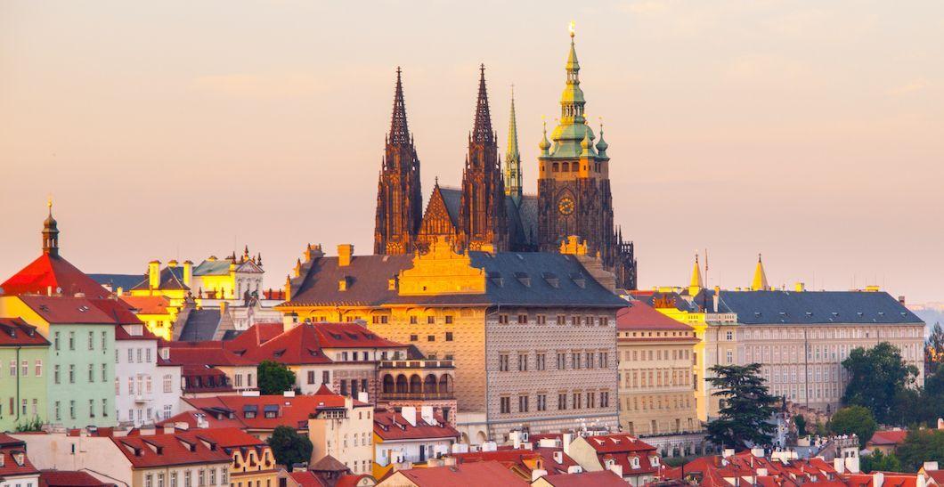 5 Fairy Tale Castles In Europe Travel Trivia Blog Fairytale Castle Prague Castle Castle