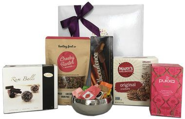 Luxe gluten free gift hamper gift hampers hamper and gluten fabulous gluten free and kosher gift hamper delivered free australia wide negle