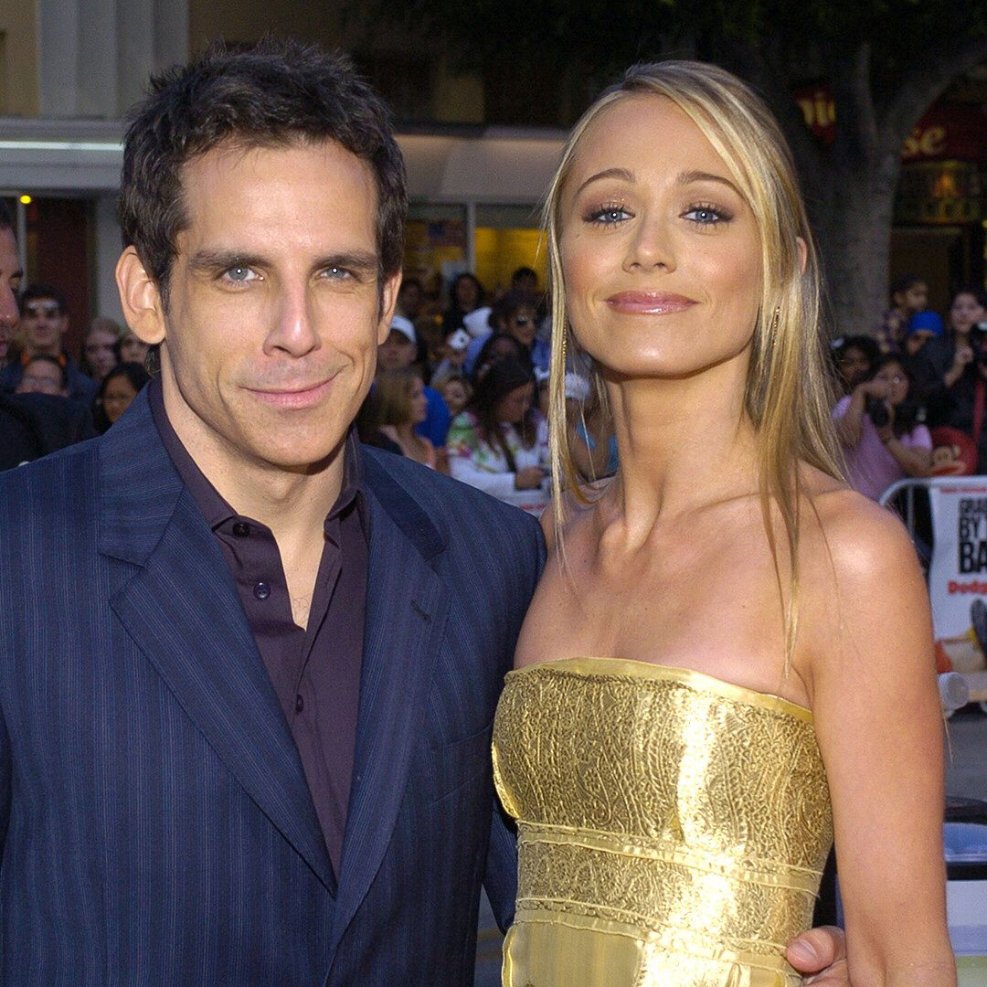 After 17 Years Of Marriage Ben Stiller And Christine Taylor Are