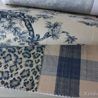 Charles Faudree Country French Fabrics French Country - Country french fabric
