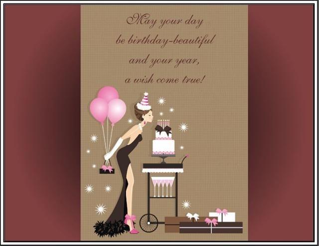 Happy Birthday Lady Images ~ Happy birthday lady google search happy birthday cards