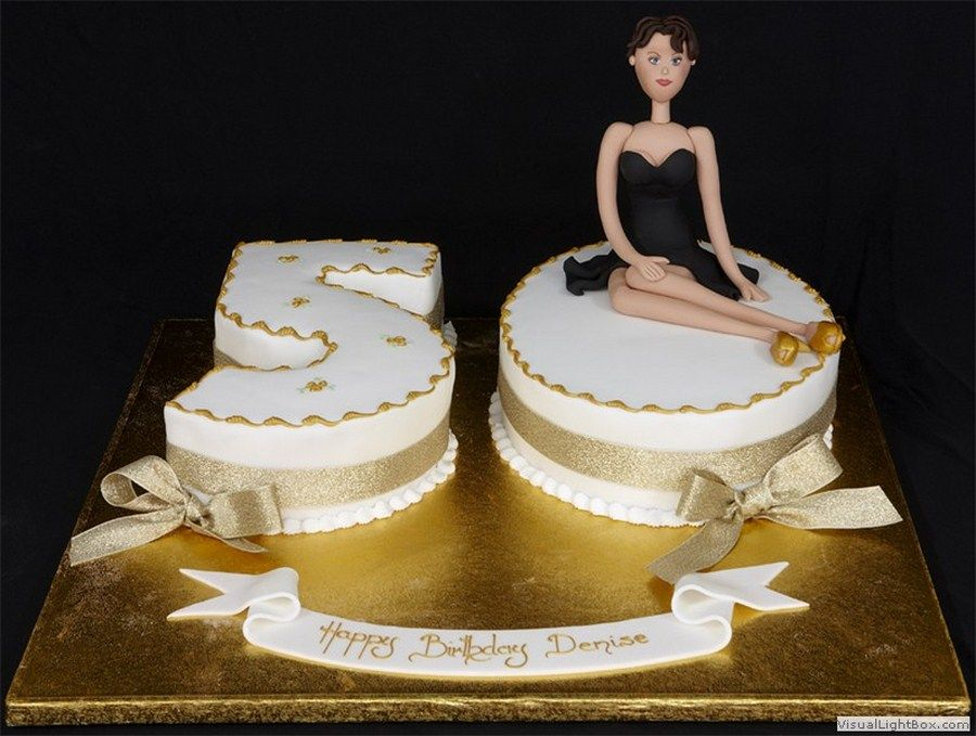 Birthday Cakes For Women Birhtday Cake For Old Women