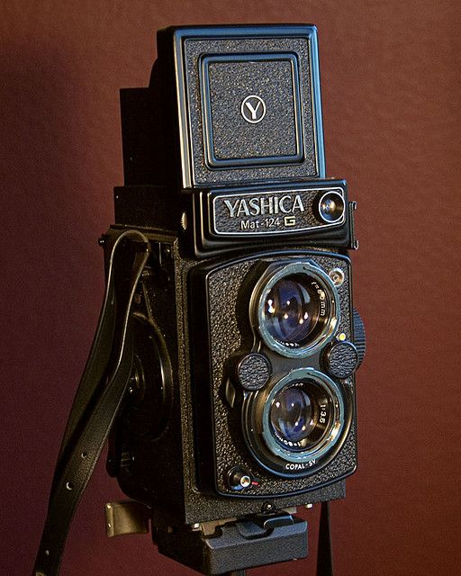 Yashicamat 124g Jaeger Watch Yashica All Brands