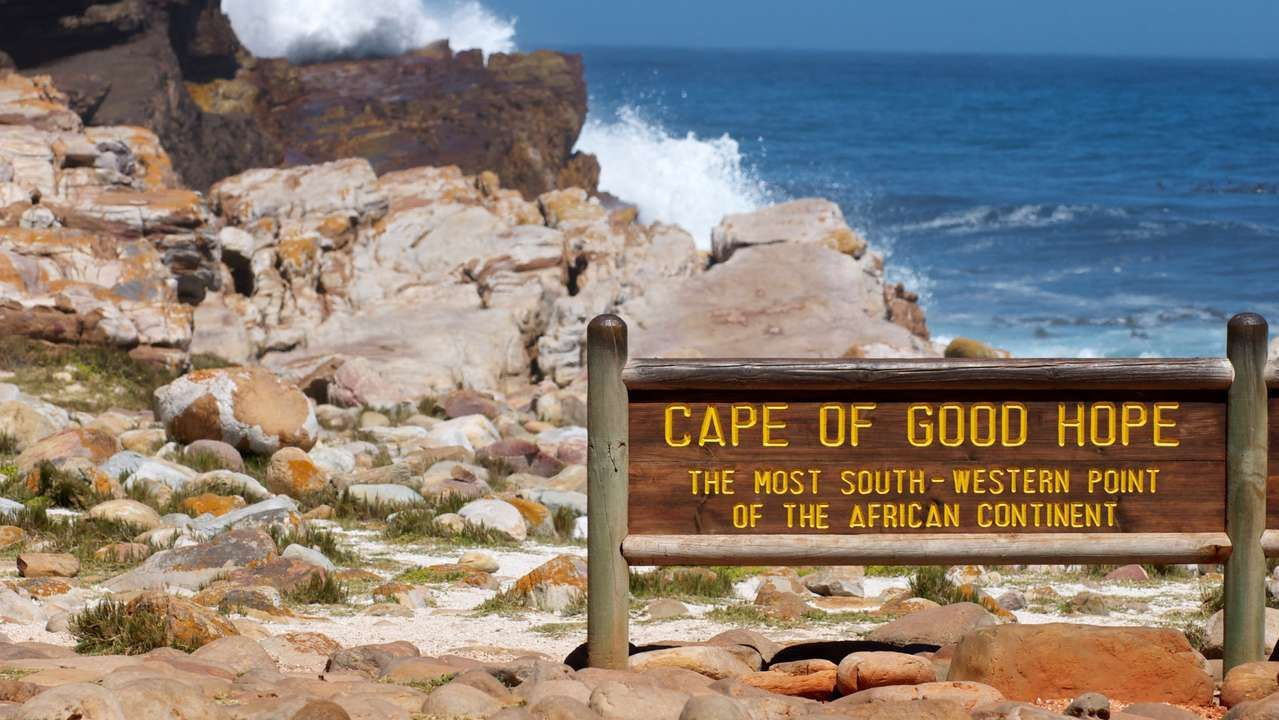 South Africa Drive Cape Town to the Garden Route