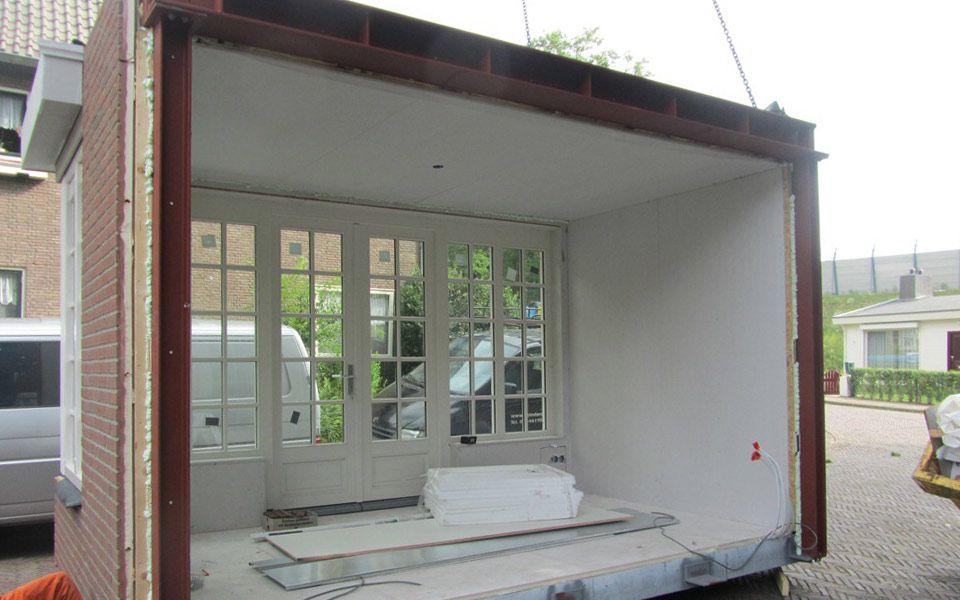 Stunning Kosten Uitbouw Woonkamer Pictures - Modern Design Ideas ...