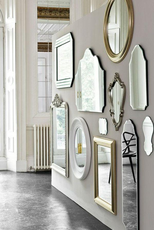 Charmant Wandgestaltung Im Flur  50 Einrichtungstipps Und Wandfarben Ideen