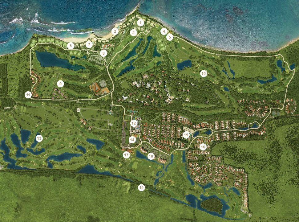 Resort Map Resort, City photo, Aerial
