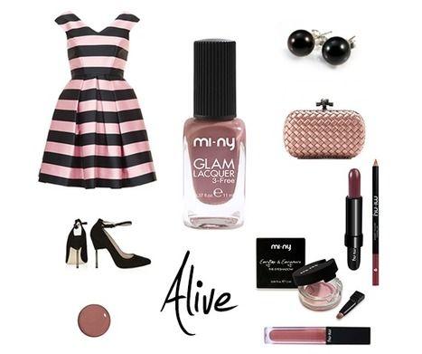 ALIVE Il rosa ed il marrone si fondono in un unico colore! Shop online http://www.minyshop.com/it/marrone/157-alive.html e in tutti gli Store MI-NY. #nails #nailpolish #naillacquer #pink #brown #alive #makeup #maquillaje #glam #outfit #fashion #miny #minycosmetics