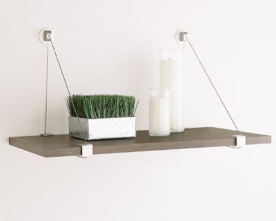 cable shelf brackets design oficinas y casitas. Black Bedroom Furniture Sets. Home Design Ideas