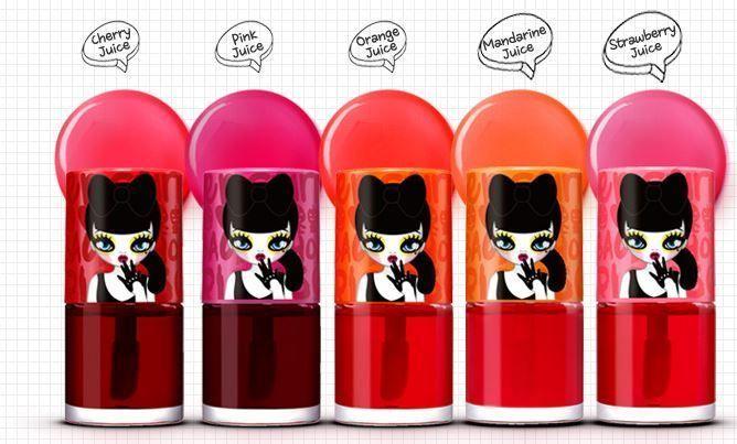 [Peripera] Peri's Tint Water AD Lip Makeup #Peripera