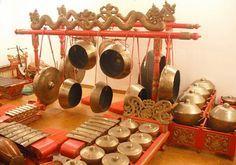 Alat Musik Tradisional Gamelan Alat Musik Daerah Gamelan Jawa Bali