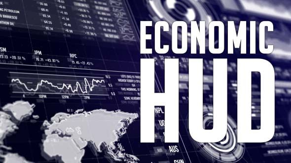 Economic HUD by baev_s Project features: 100 Shapes Layers After