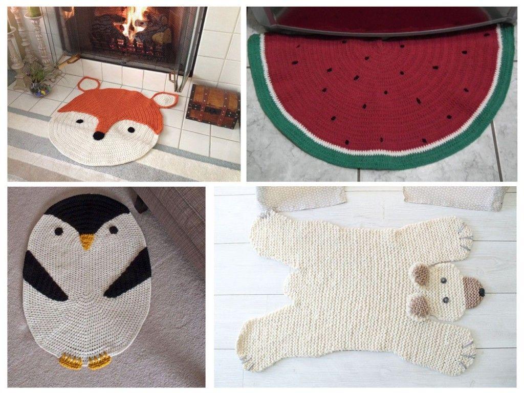 10 propuestas para decorar tu casa con crochet! | diy | Pinterest ...