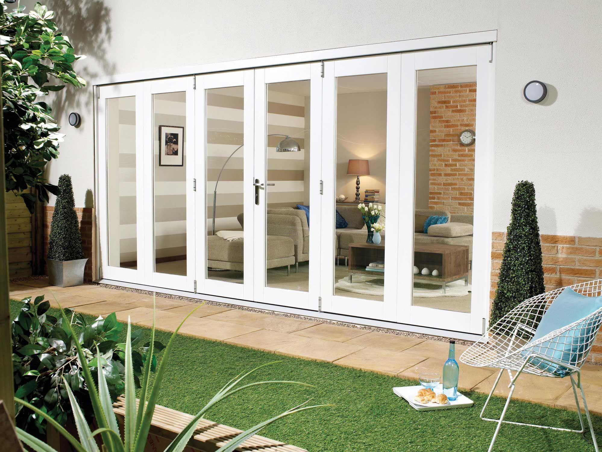 folding door exterior | Home Ideas | Pinterest | Doors, Outdoor ...