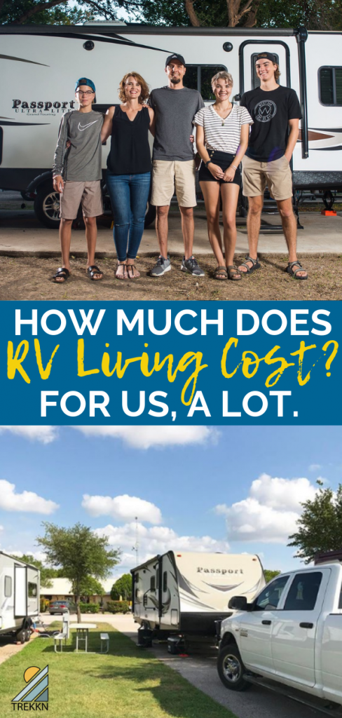 How much does RV living cost For us a lot But we explain why this fulltime travel lifestyle was so costly for us Can you do it on the cheap Of course There are families w...
