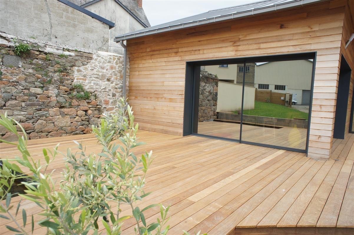 terrasse en ip paysagiste conseil rennes ext rieurs a vivre paysagiste conseil. Black Bedroom Furniture Sets. Home Design Ideas