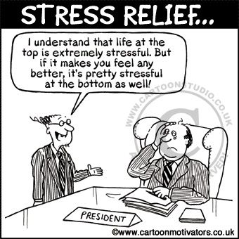 Find A Freelance Cartoonist For Hire Stress Stress Management Comic Strips