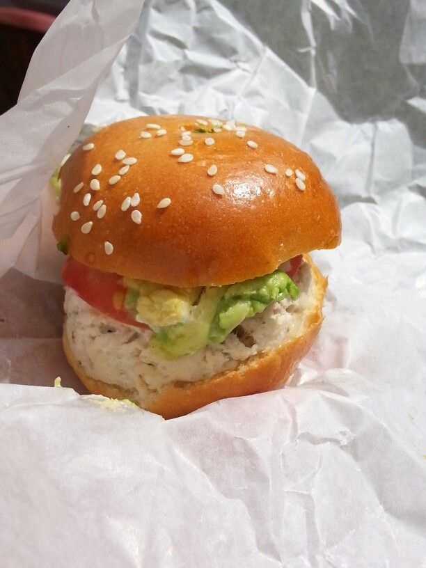 Bite size lunch! @ilovecollins #foodies #foodporn