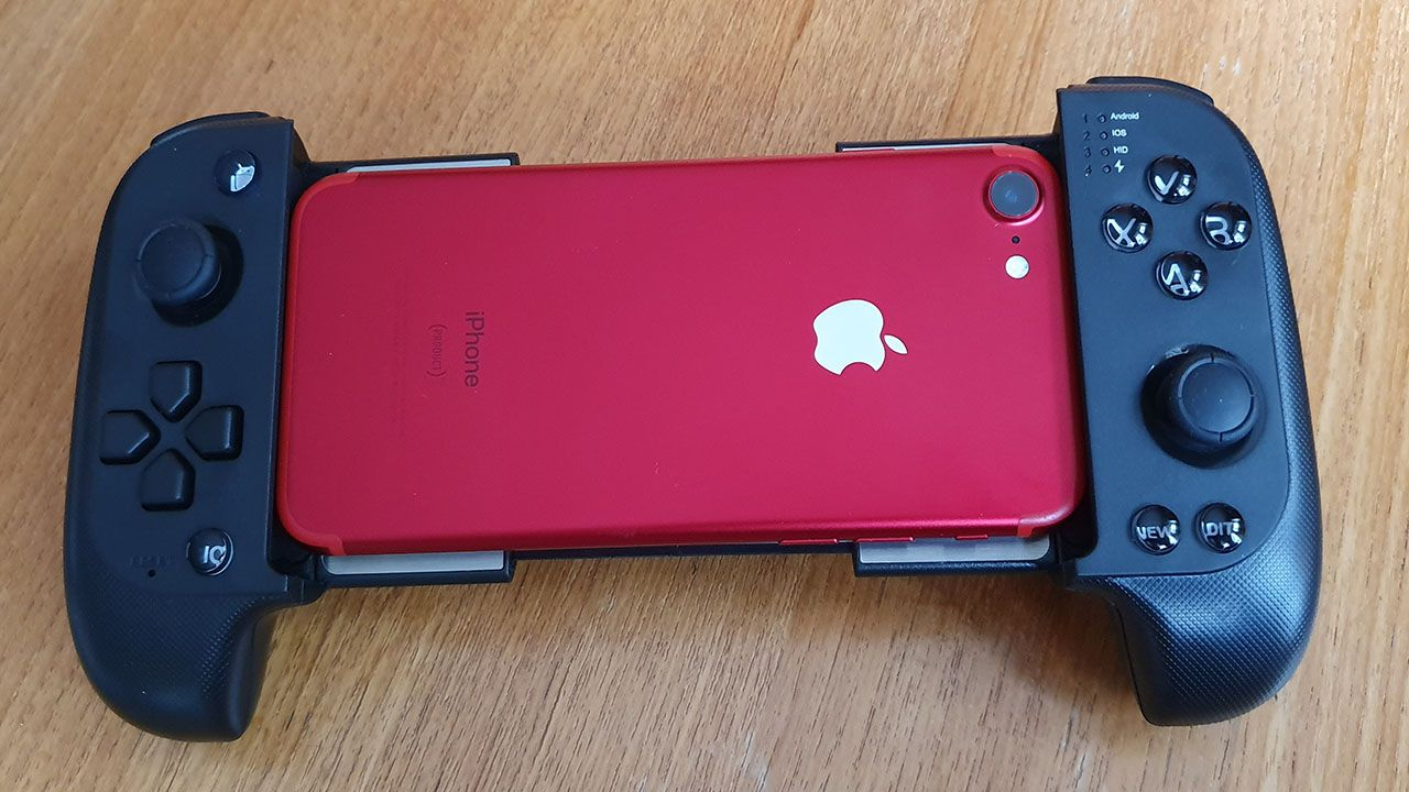iphone game case review