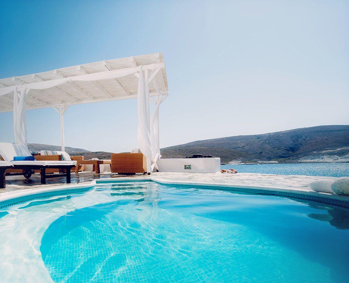Melian Boutique Hotel Spa Milos Greece Pollonia